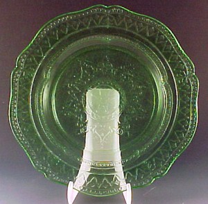 Top 10 Reasons To Collect Depression Glass Patterns 10