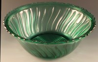 Jeannette Swirl Depression Glass