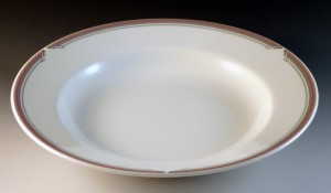 Noritake China United Airlines UAL Soup Bowl