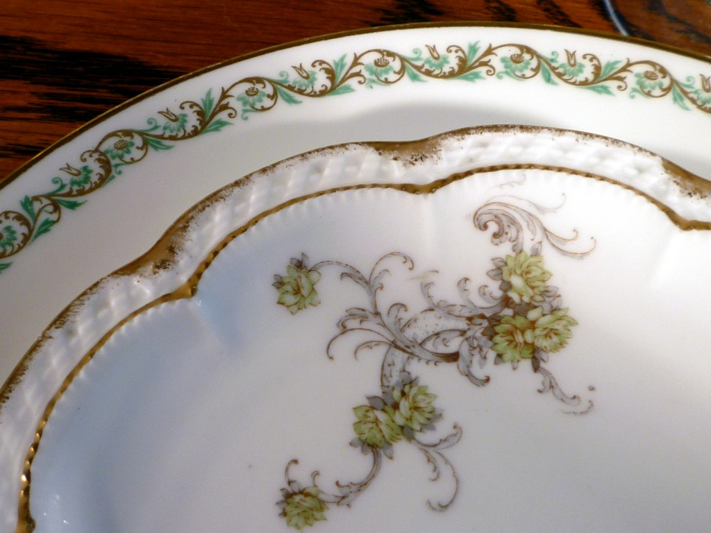 Haviland Limoges French China Dinnerware