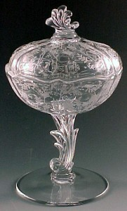 Compotes, Comports and More – Stemmed Pieces in Depression Glass