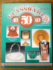 Glass Collectors Guide Pattern Identification Book
