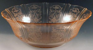 Serving in Style – American Sweetheart Depression Glass – Pink Saturday