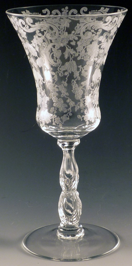 Cambridge Chantilly Water Goblet