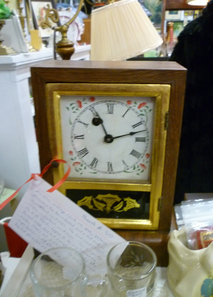 Neat Old Clock