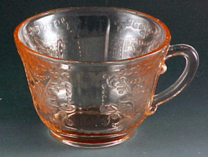 American Sweetheart Pink Depression Glass – Enjoy Antiquing Fun!