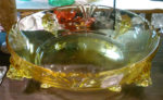 Wow!  Beautiful and Rarely-Seen Glass at the Depression Glass Show
