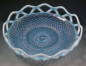 Lesser Known Depression Glass from Imperial – Katy, Laced Edge #749