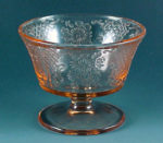 Normandie Pink and Amber Depression Glass – Collecting Fun!