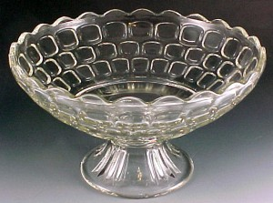 Lesser Known Depression Glass from Imperial – Olive aka Old English