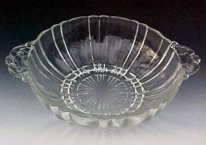 Clear Depression Glass Bowls