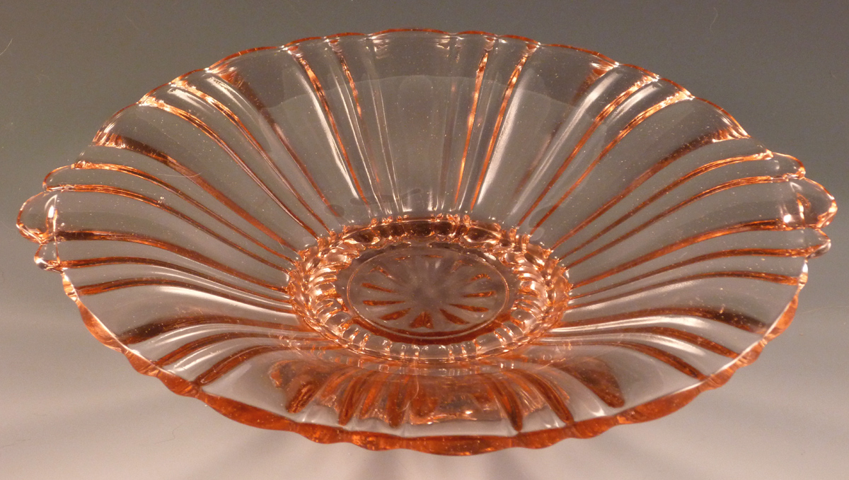 How To Tell Fortune From Old Cafe Depression Glass By Hocking