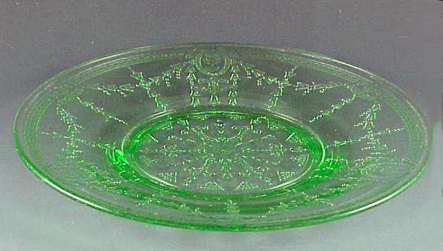 Let's Reduce Confusion Rose Cameo And Cameo Depression Glass Patterns Amazing Green Depression Glass Patterns