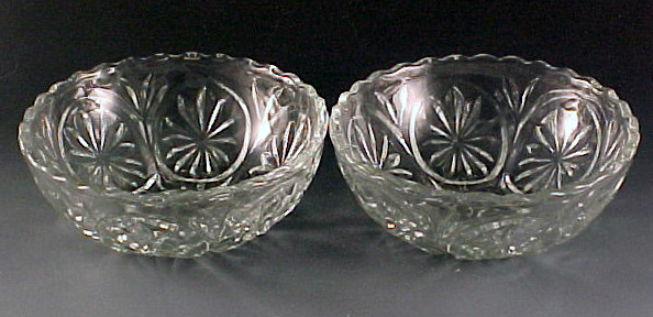 Two Vintage Glass Patterns You May Not Find in Books