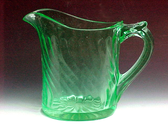 Swirls And Spirals Depression Glass From Us Glass And More